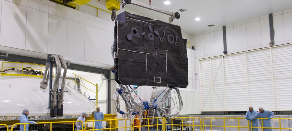 Solar Orbiter Sunshield