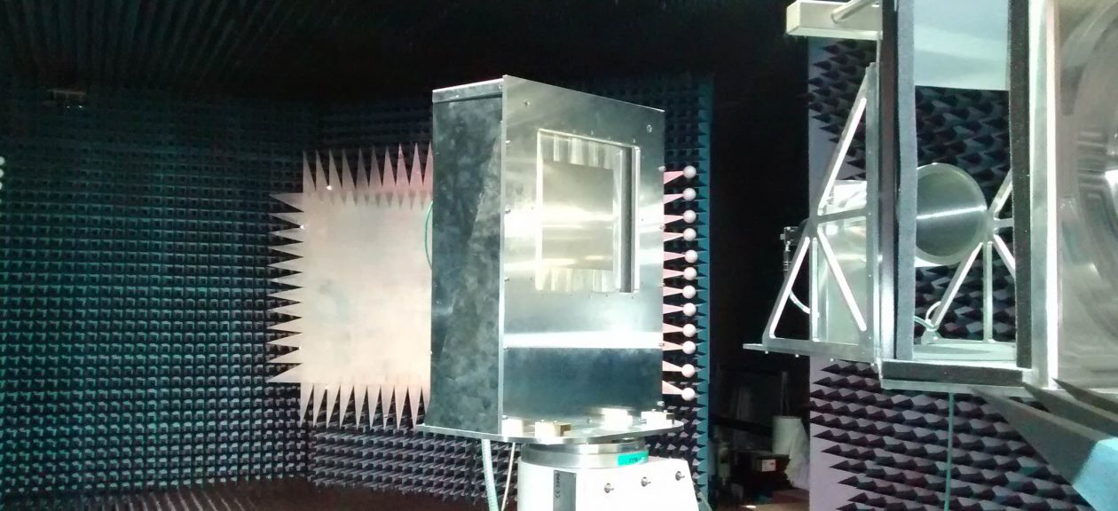 Heated Testing for Solar Orbiter Antenna Coating