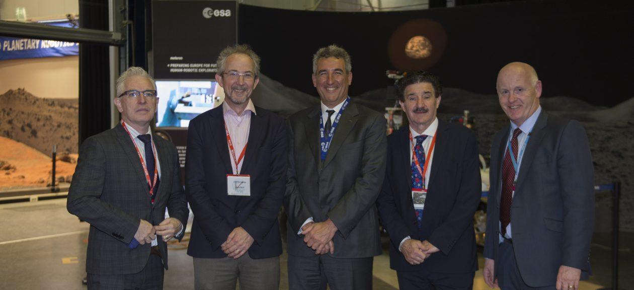 Minister Halligan Congratulates ENBIO on Contract Worth €650,000